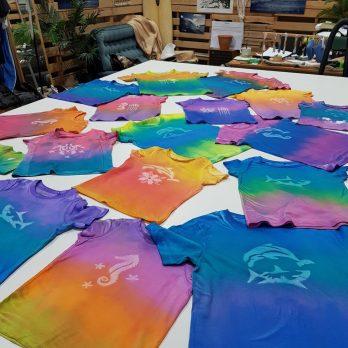 Kids Dip Dye T-Shirt